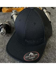 Flex Fit Hat - Blacked out