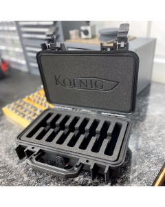 Custom Koenig Pelican Case (1170 - 8 Knife Case)