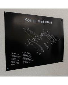 Mini-Arius Poster